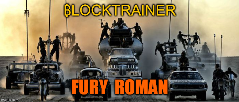 Fury Roman